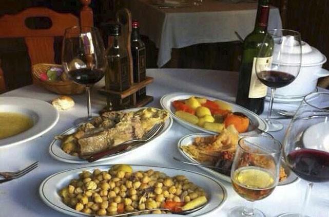 Restaurant la barraca nueva andalucia gastronomy in for Andalucia cuisine