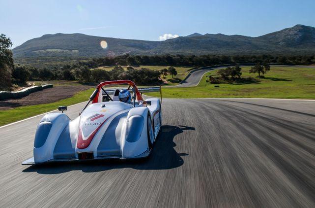 Circuito Ascari : Ascari ronda