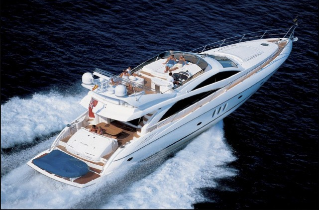 Yacht Sunseeker Manhattan 66
