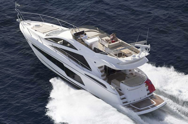 Sunseeker Manhattan 68 Sport