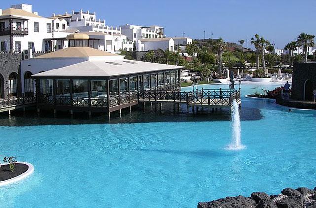Hotel Gran Melia Volcan Lanzarote