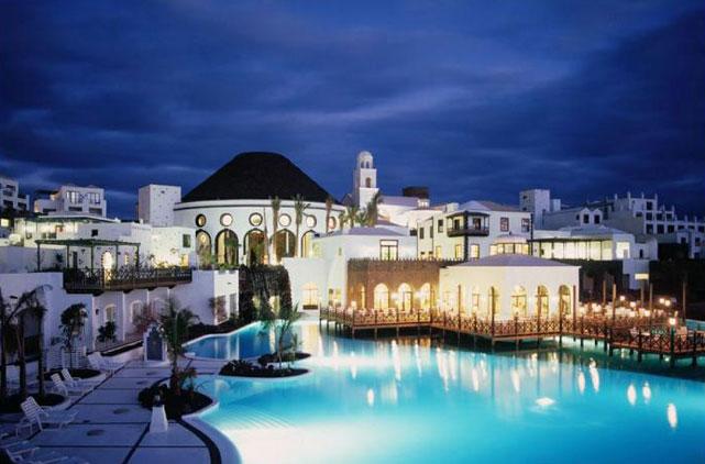Hotel gran melia volcan lanzarote hotel in playa blanca for Gran melia hotel