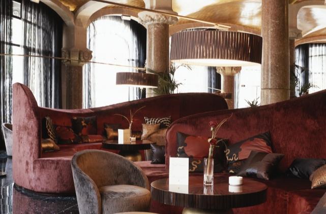 Hotel casa fuster hotel en barcelona centro - Restaurante casa fuster barcelona ...