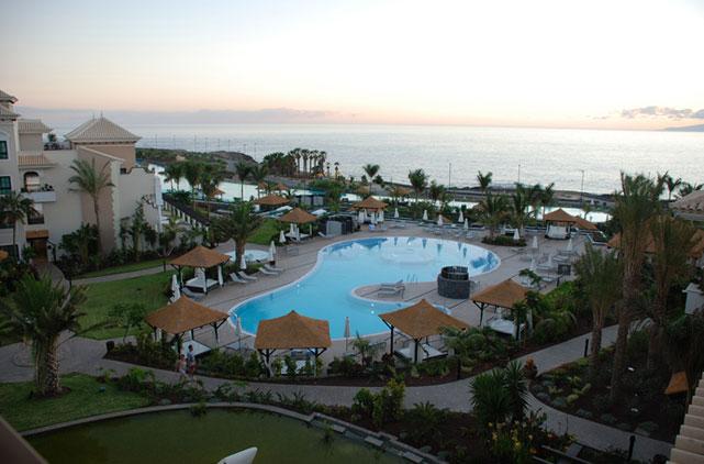 Hotel gran melia palacio de isora hotel in guia de isora - Hotel gran palacio de isora ...