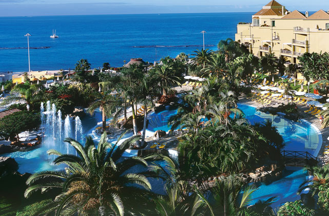 Hotel jardines de nivaria hotel en adeje for Hotel jardines de nivaria