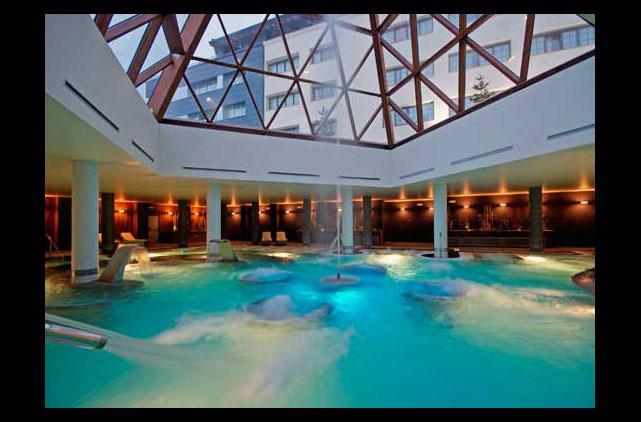 Hotel Melia Sol Y Nieve Hotel In Sierra Nevada