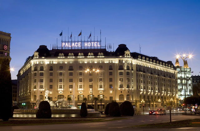 Hotel the westin palace hotel en madrid centro for Hoteles vanguardistas en madrid