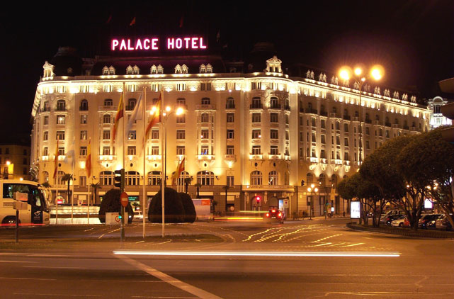 Hotel the westin palace hotel in madrid center - Garden center madrid ...