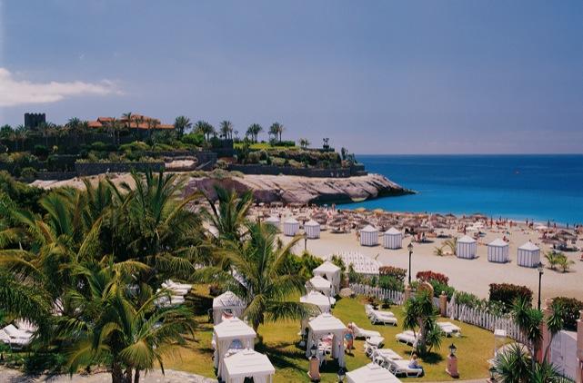 Teneriffa Playa Del Duque Hotels