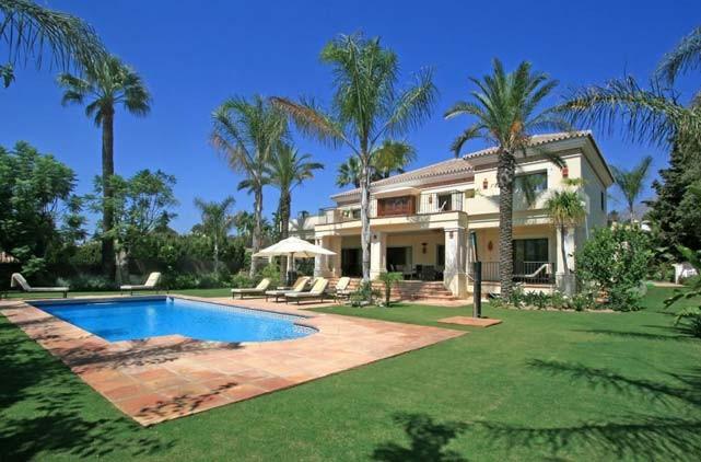 Villa tgs 0122 villa in las torres del marbella club marbella - Marbella club villas ...