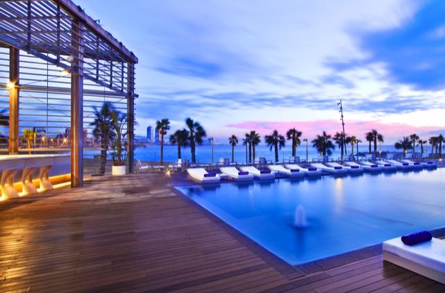 Logement barcelone for Appart hotel barcelone avec piscine