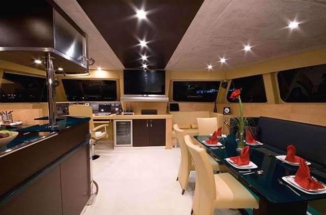 Luxury Catamaran Sunreef 62, Puerto Banus
