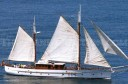 Rent Classic Scottish Schooner, Puerto Banus
