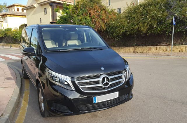 Mercedes V Business class 2016