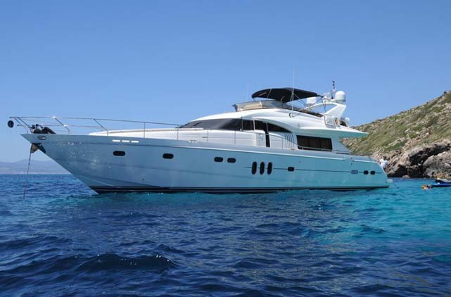 yachts for sale marbella