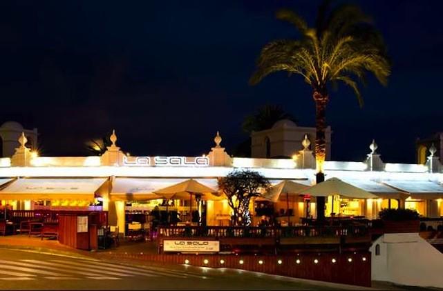 restaurant la sala puerto banus gastronomy in puerto banus