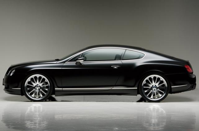 Rental Bentley Continental Gt Luxury Car Rentals In Spain