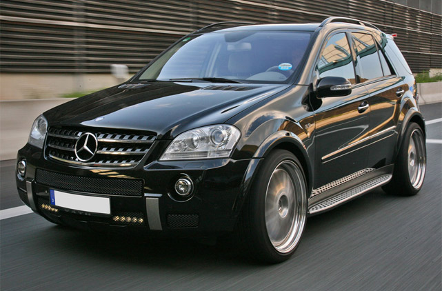 Mercedes-Benz ML V.I.P.