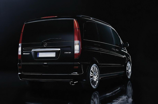 Mercedes Viano (7 Seats)
