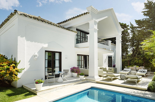 Villa Chalet Tgs 0275 Villa Chalet En Milla De Oro