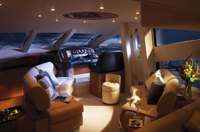 Yacht Rental Sunseeker 60 Manhattan